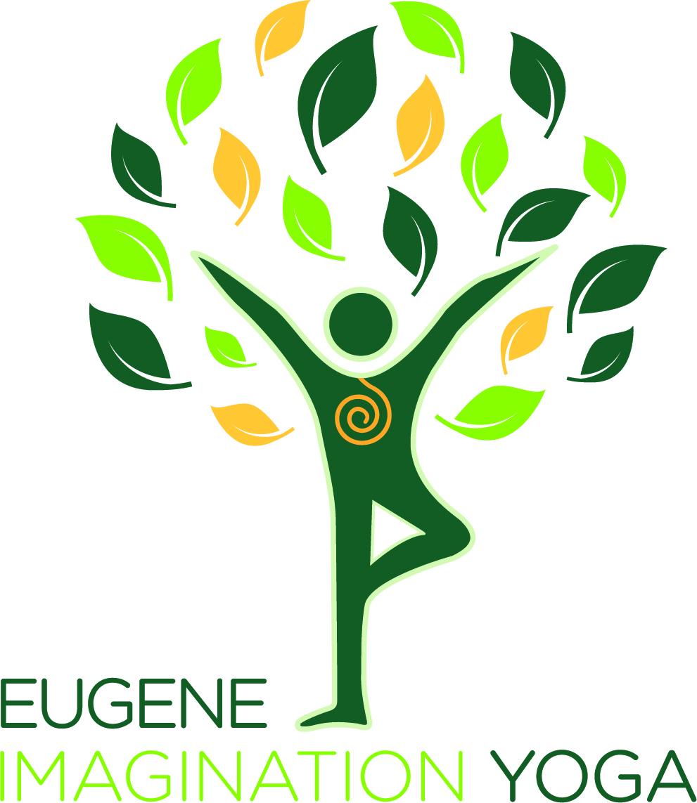 Eugene Imagination Yoga logo